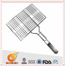 Latest technology cast iron grill for bbq stove(GIS47271)
