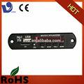12v usb tarjeta de memoria sd mp3 ups de prototipos de impresos de doble cara tablero de circuito impreso