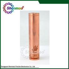 global good sale no burning taste 2014 hot sell copper caravela mod