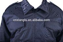 2014 hot selling Workwear Uniforms/ 100%cotton antifire denim fabric