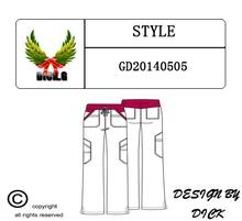 GD 20140505 pants / cargo pants / trousers