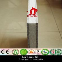Lightweight fiber cement thermal insulation mgo sandwich panel