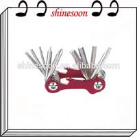 Hot selling bicycle steel multi-function bicycle repair tool kits