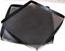 PTFE coated fiberglass grill mesh basket for baking crispness, pizza in oven, BBQ grill
