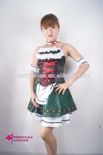 2014 beer girl costumes, sexy halloween dress
