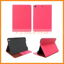 With Cards Slots Flip Leather Case For iPad Mini Retina