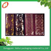 different color plastic cellophane bags for your choice
