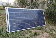 high quality PV sungold 18V 200w polycrystalline solar panel