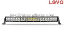 """31.5"""" 180w super bright led off road light bar for police ATV UTV 4x4 truck excavator led roof light bar"""