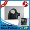 high security alarm padlock siren alarm padlock