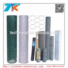 Hexagonal wire mesh or netting (galvanized & PVC coated )