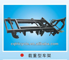 heavy duty frame for tricycle parts