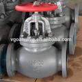 JIS 해양 주철 f7375 10K sdnr 글로브 밸브