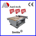 Smitte flat inkjet and cutting plotter machine in high speed for garment CAD vinyl cutter plotters