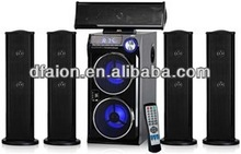 5.1 High Quality Active Subwoofer
