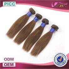 5A Virgin Peruvian Straight Hair Bundles Weave #30 Color