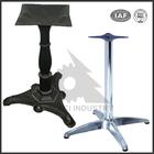 China high quality OEM antique cast iron/die cast aluminum table base