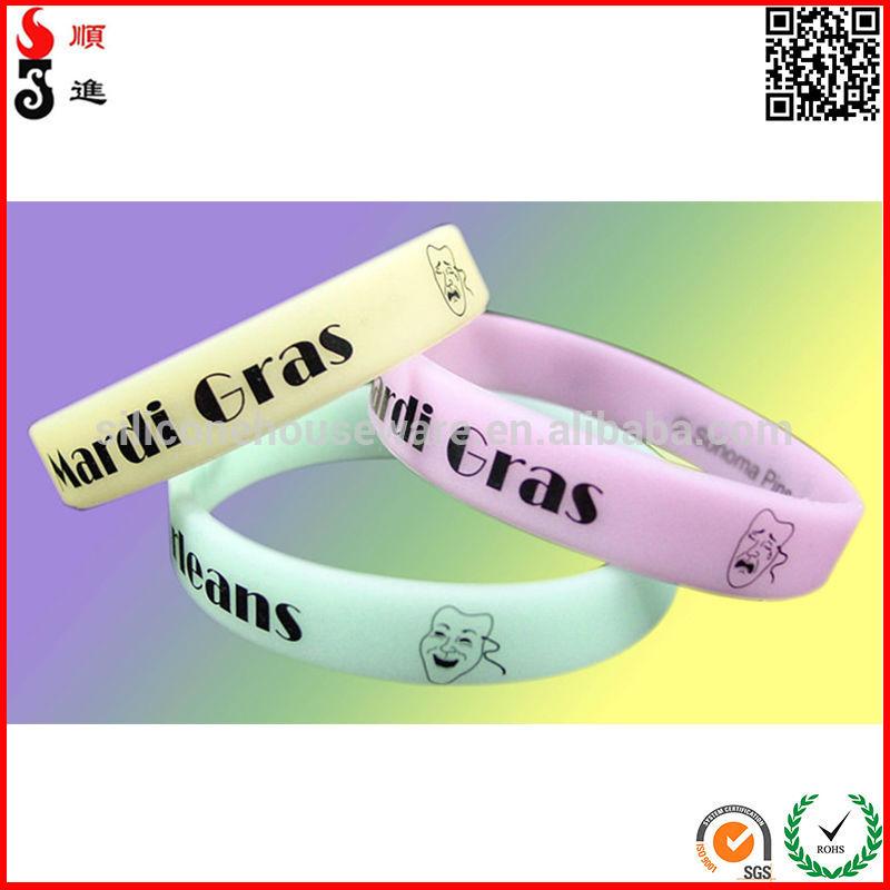 Glow Dark Bracelets Glow in Dark Wristband