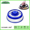 """instead of disposable film bag /7.5"""" """"round vacuum seal cover for food"""