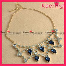 Wholesale elegant collares de moda 2014 WNK-206