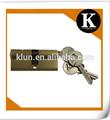 heißer verkauf hochwertiger euro profilefile kabinett schließzylinder mit 3 messing schlüssel