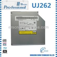 UJ-262 blu ray super slim 9.5mm sata bd DVD RW optical drive