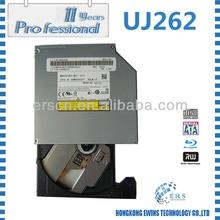 UJ-262 blu ray super slim 9.5mm sata bd DVD writer optical drive