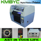 a3 size 8 colors high speed digital flatbed uv cd dvd printing machine