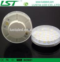 5 Watt GX53 LED Cabinet Bulb, 30PCS Epistar SMD 5050, Input AC 220V-240V, GX53 LED
