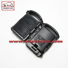 Okeytech opel key case Opel Corsa 2 buttons remote key case for opel corsa key