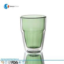 Samyo Handmade Glassware Manufacturer best seller!!! cold color change mug magic beer glass cup shenzhen factory