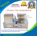 De plástico por ultrasonidos del tubo de la máquina de sellado para la crema& cosméticos& tubo de pasta dental