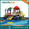 2014 nuovo design castello giocattolo di plastica tabella sedia di plastica gioco di plastica case in plastica per i bambini