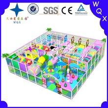 Modern mini modular indoor kids playgrounds for restaurant