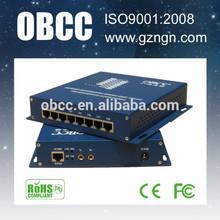 High quality OBCC self-developed fiber optical telecom mux