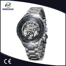 Skeleton Design New Winner Brand Mens Watch Automatic