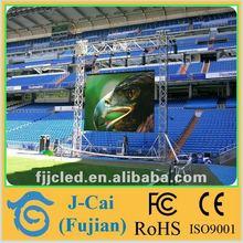 High Resolutions 2014 Brazil World Cup Football Stadium P10 Quality Higher Than Shenzhen LED Display xxx Sex Video
