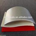 Dekorativen wandbelag/metall wandplatten, aluminiumplatte preis, wandverkleidung