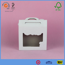 Made In Guangdong Paper Box Underware Window Packaging With Popular Design