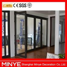 Aluminum folding doors room dividers/sliding doors interior room divider/commercial room dividers