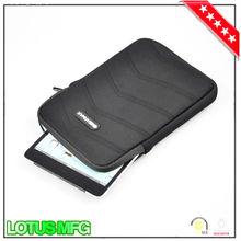 Gearmax Factory High Quality Black Fashion Shockproof 8 inch Universal Neoprene Tablet Case for iPad mini