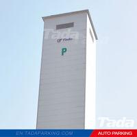 Standard Vertical Lifting mechanical car parking system
