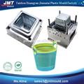 De alta calidad de productos para el hogar de plástico cesta de lavandería& del molde del molde