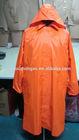 raincoat with hood waterproof custom heavy duty long raincoat poncho