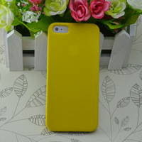 Customized Sublimation Cell Phone Cases For iPhone 5 With Silk Printing