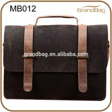 New hot selling mens vintage leather messenger bag