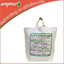 Promotion Recyclable Cotton Shopping Bag