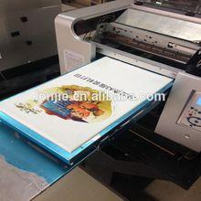 Superior de la venta industrial máquina de impresión de la camiseta / auto de la computadora t - camisa de impresión de la máquina venta