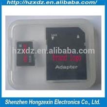 Bulk mobile sd 4GB memory card price high speed +free adapter