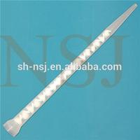 SM11-18 Plastic Sealant Mixer Head for mixing AB adhesives, sealants, epoxy etc.